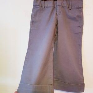 🌠Crop Cuffed Banana Republic Pants